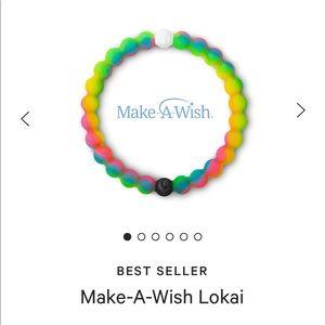Tie-Die Lokai | Medium | Make A Wish Foundation